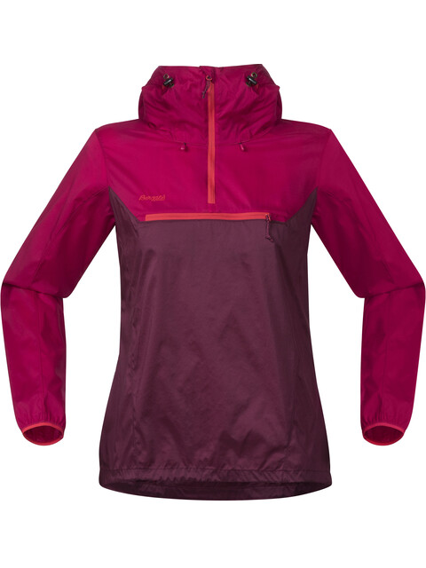 Bergans Cecilie Microlight Jacket Women purple